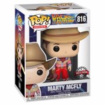 Back to the Future Part 3 - Marty McFly Old West Pop! Vinyl Figure - Packshot 2