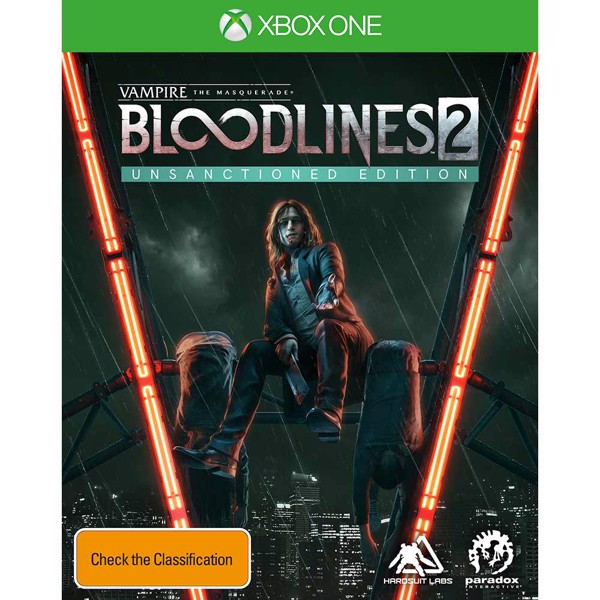 Vampire: The Masquerade - Bloodlines 2 Unsanctioned Edition - Packshot 1