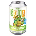 Teenage Mutant Ninja Turtles - Michelangelo Vinyl Soda Figure - Packshot 3