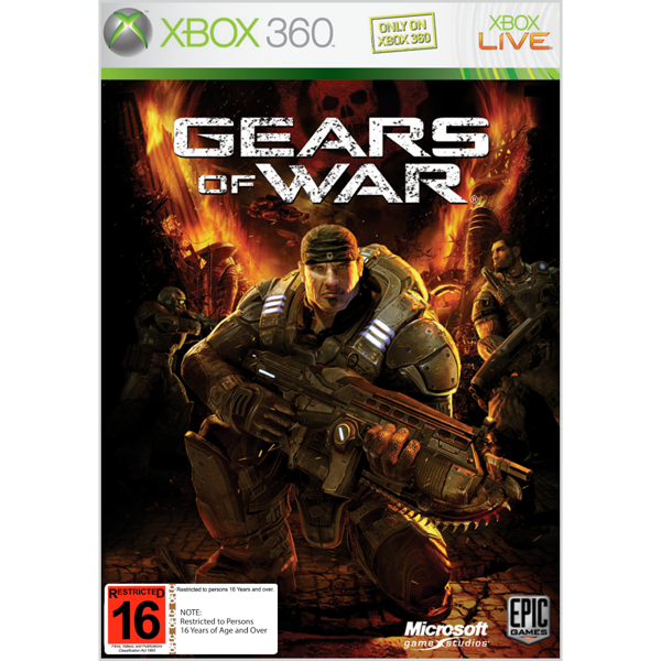 Gears of War - Packshot 1