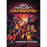 Minecraft - Guide to Minecraft Dungeons Book - Packshot 1