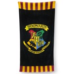 Harry Potter - Hogwarts Beach Towel - Packshot 1