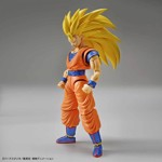 Dragon Ball - Super Saiyan 3 Son Goku (Renewal) Figure-Rise Plastic Model Kit - Packshot 2