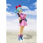 Dragon Ball Z - Bulma beginning of a great adventure Figuarts figure - Packshot 5