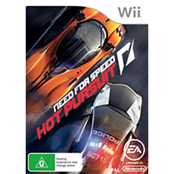Need for Speed Hot Pursuit - Packshot 1