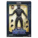 Marvel - Black Panther- Deluxe Marvel Legends Collector Action Figure - Packshot 1