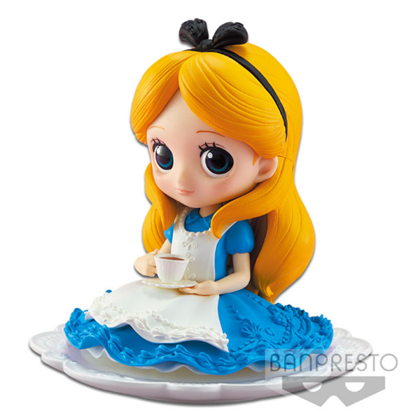 Disney - Alice In Wonderland - Alice Sugirly Q Posket Figure - Packshot 1