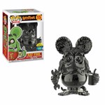 Rat Fink Comix - Rat Fink Grey Chrome SDCC19 Pop! Vinyl Figure - Packshot 1