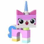 LEGO - The LEGO Movie 2 - Unkitty Keepsake Hanging Decoration - Packshot 1