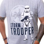Star Wars - Loyal To The Empire Stormtrooper T-Shirt - Packshot 3