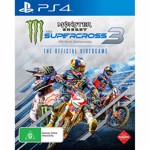 Monster Energy Supercross - The Official Videogame 3 - Playlist