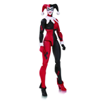 DC Comics - DC Essentials - Harley Quinn Action Figure - Packshot 1