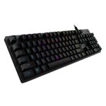 Logitech G512 RGB Mechanical Gaming Keyboard - Packshot 1