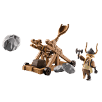 How to Train Your Dragon - Gobber with Catapult PlayMobil Construction Set - Packshot 1