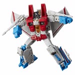 Transformers - Earthrise War For Cybertron Voyager Starscream WFC-E9 Action Figure - Packshot 1