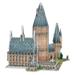 Harry Potter - Hogwarts 3D Puzzle - Great Hall - Packshot 4