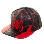 Marvel - Spider-Man: Into the Spider-Verse - Miles Morales Suit Cap - Packshot 2