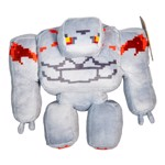 Minecraft - Redstone Golem Plush - Packshot 1