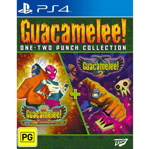 Guacamelee! One-Two Punch Collection - Packshot 1