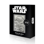 Star Wars - Limited Edition Ingot Collectible Metal Scene - Battle for Hoth - Packshot 3