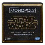 Star Wars - Skywalker Saga Edition Monopoly Board Game - Packshot 1