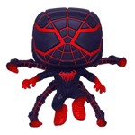 Marvel - Spider-Man: Miles Morales Programmable Matter Suit Glow Pop! Vinyl Figure - Packshot 1