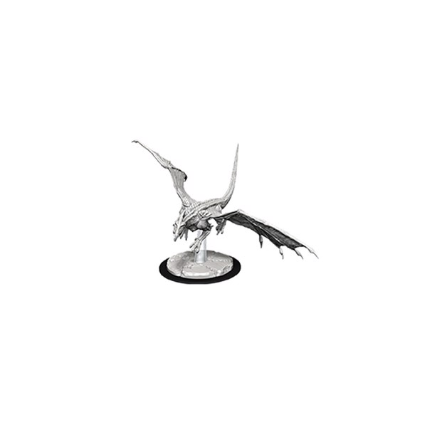 Dungeons & Dragons - Nolzur's Marvelous Miniatures - White Dragon - Packshot 1