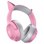 Razer Kraken Bluetooth Kitty Edition Wireless Gaming Headset - Quartz - Packshot 1