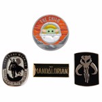 Star Wars - The Mandalorian - Pin Set - Packshot 2