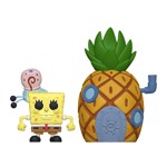 Spongebob Squarepants - Spongebob w/ Pineapple Pop! Town Vinyl Figure - Packshot 1