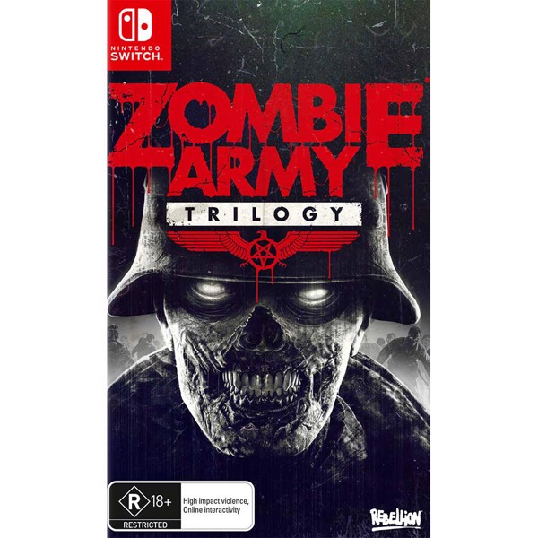 Zombie Army Trilogy - Packshot 1