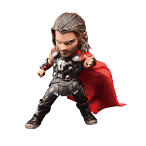 Marvel - The Avengers: Age of Ultron - Thor Egg Attack 15cm Action Figure