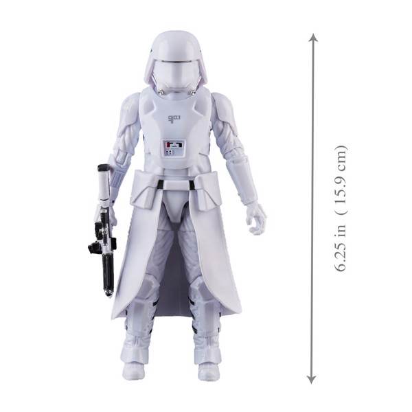 Star Wars - First Order Elite Snowtrooper Black Series Action Figure - Packshot 2