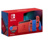 Nintendo Switch Mario Red & Blue Edition Console - Packshot 2