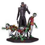 DC Comics - Batman Who Laughs Robins Minions DC Collectibles Statue - Packshot 1