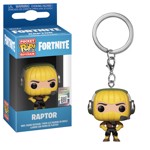 Fortnite - Raptor Pop! Keychain Vinyl Figure - Packshot 1