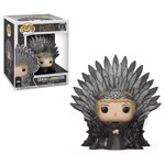 Game of Thrones - Cersei Lannister on Iron Throne Pop! Vinyl Figure - Packshot 1