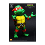 Teenage Mutant Ninja Turtles - Raphael HEROCROSS Hybrid Metal Figure - Packshot 3