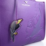 Disney - Sleeping Beauty Maleficent Loungefly Handbag - Packshot 3