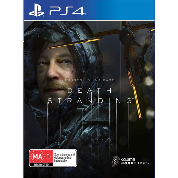 Death Stranding - Packshot 1
