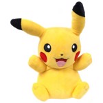 "Pokemon - Pikachu 8"" Plush - Packshot 1"