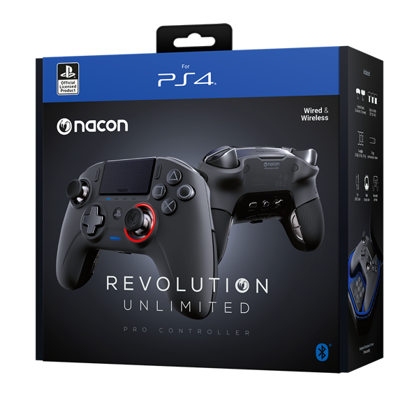 Revolution Unlimited Pro Controller for PS4 - Packshot 6