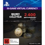 Call of Duty: Black Ops Cold War 2,400 Points (in-game digital currency) - Packshot 1