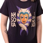 Star Wars - Ahsoka Tano I Am No Jedi Women's T-Shirt - Packshot 3