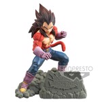 "Dragon Ball Z - Dokkan Battle 4th Anniversary Super Saiyan 4 Vegeta 5.5"" Figure - Packshot 1"