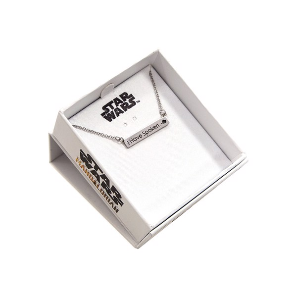 Star Wars - The Mandalorian - I Have Spoken Necklace - Packshot 2