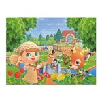 Animal Crossing - Animal Crossing New Horizons 1000 piece Jigsaw Puzzle - Packshot 3