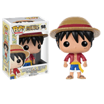 One Piece - Monkey. D. Luffy Pop! Vinyl Figure - Packshot 1