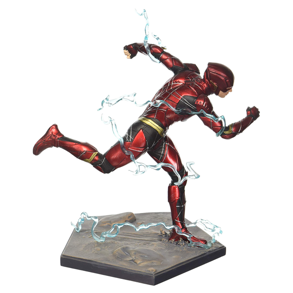 DC Comics - Justice League - The Flash 1/10 Scale Statue - Packshot 2