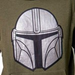 Star Wars - The Mandalorian Helmet Hoodie - Packshot 4